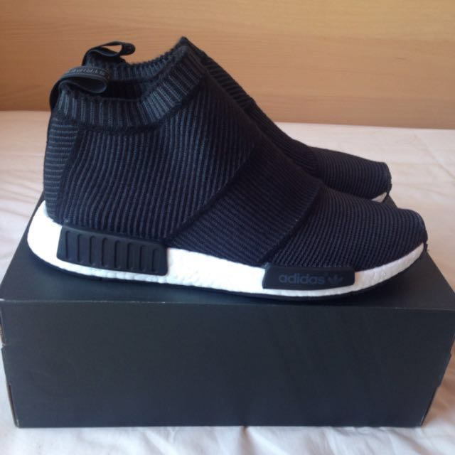 Adidas City Sock Winter Wool Size 11