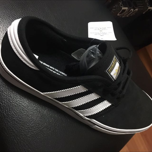 Adidas Mens Campus Vulc II Skate Shoe 9