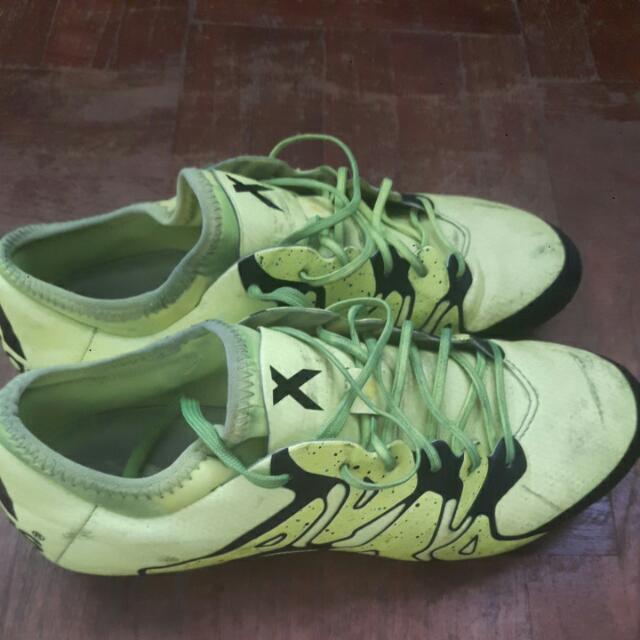 brand new 00e2b 7f6fb Adidas X15.1 (1st Grade)