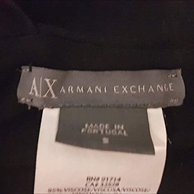 Armani Exchange - One Shoulder Top