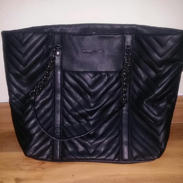 b37458ece15 Armani Exchange Bag   Chain Handle, Women s Fashion, Bags   Wallets ...