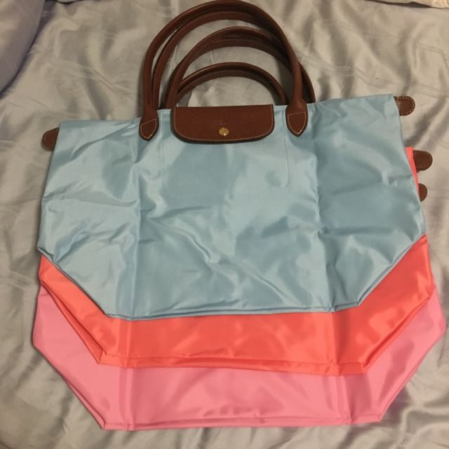 Authentic Brand New Longchamp Le Pliage Tote Bag