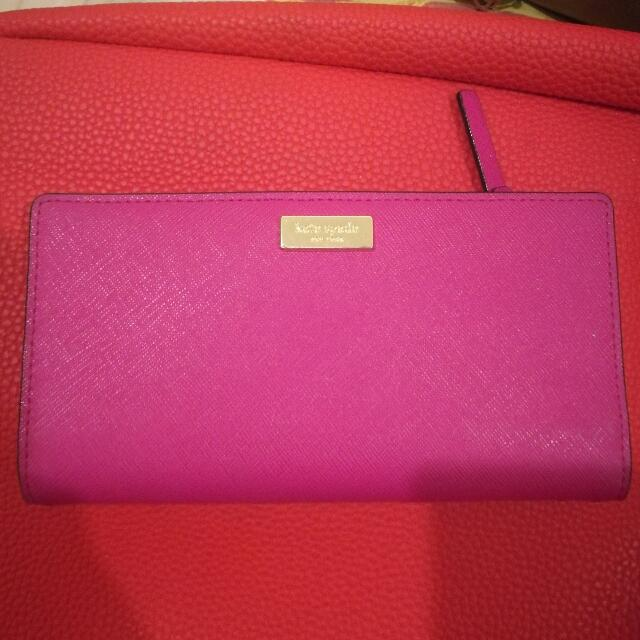 Authentic Kate Spade Saffiano Wallet
