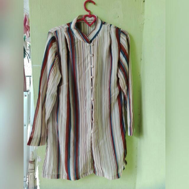 Baju Muslim Pattern