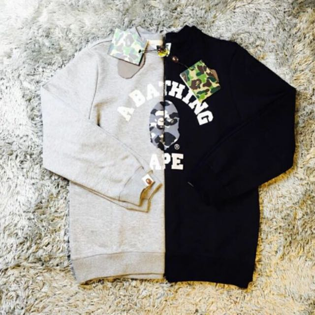 BAPE Crewneck Sweater