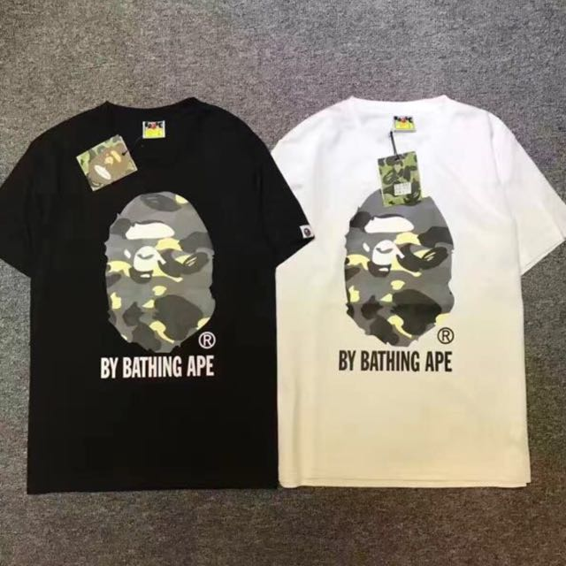 BAPE Tee Glow In The Dark