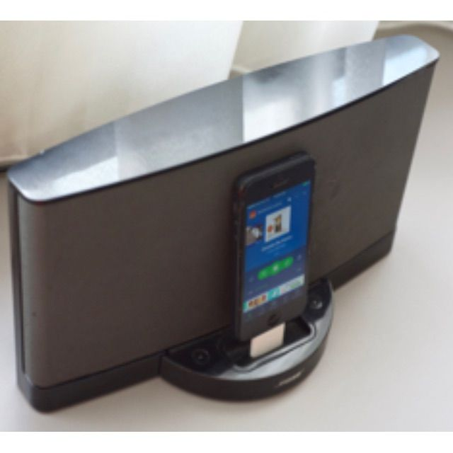 Bose Sounddock Series II with Lightning Adapter for iPhone