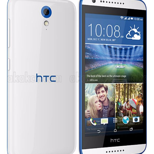 Brand New & Original HTC Desire 620G Dual Sim