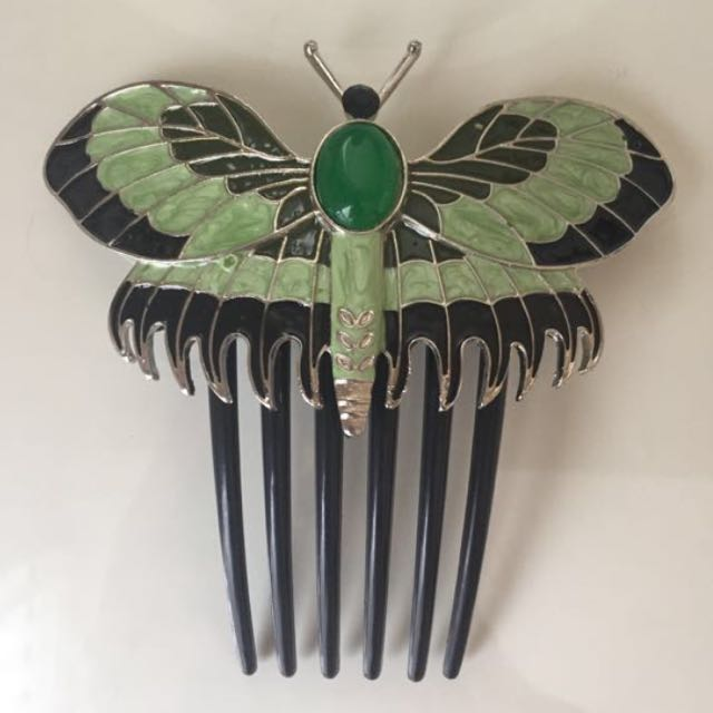 Butterfly Hair Pin/comb