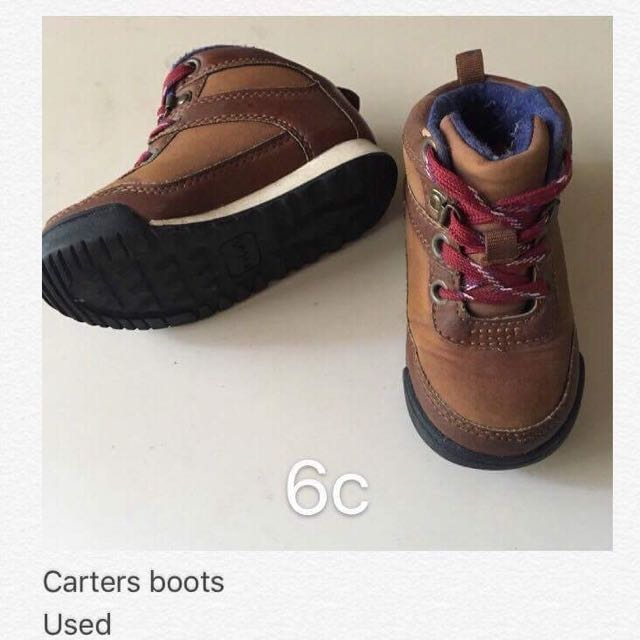 Carters Boots