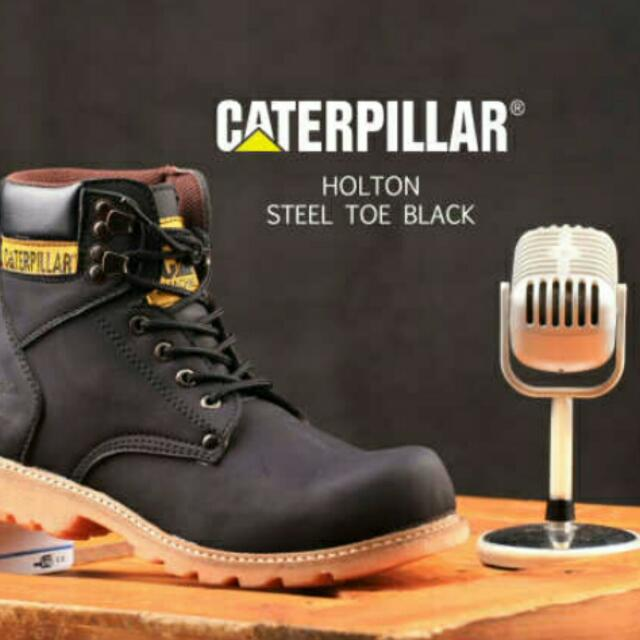 Caterpillar Holton Safety