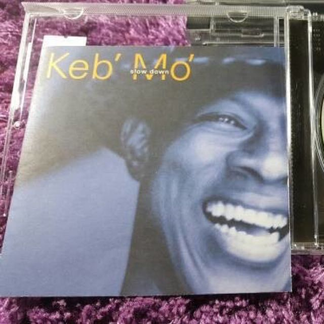 CD Blues Original KEB MO - Slow Down