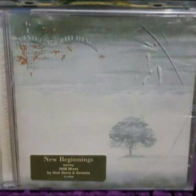 CD Impor Original Genesis - Wind & Wuthering