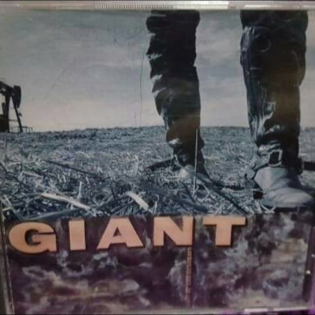 CD Impor Original Giant - The Last of Runaway