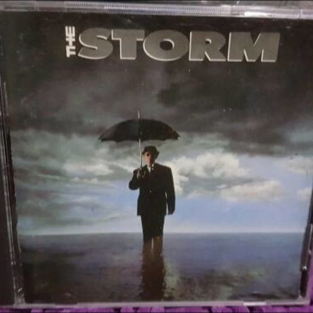 CD Impor Original The Storm - S/T