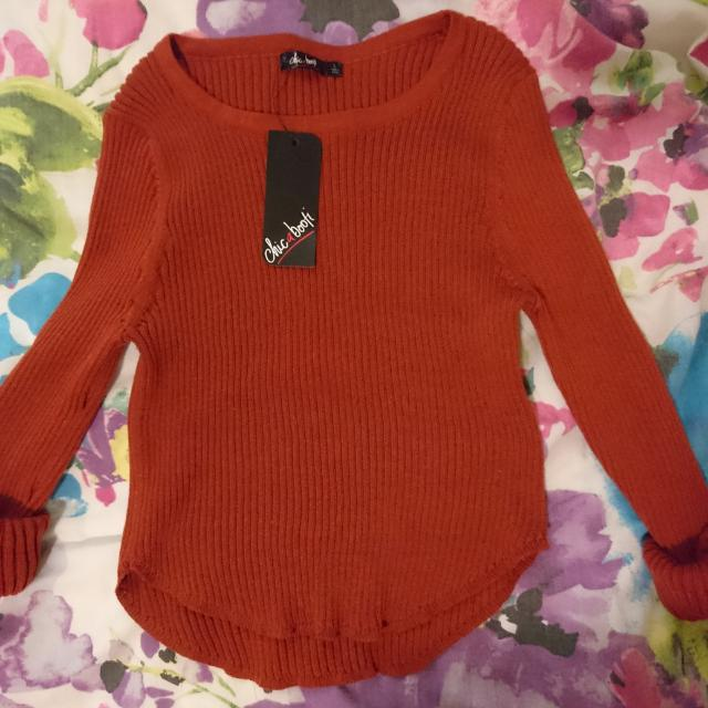 Chicabooti Sweater Top