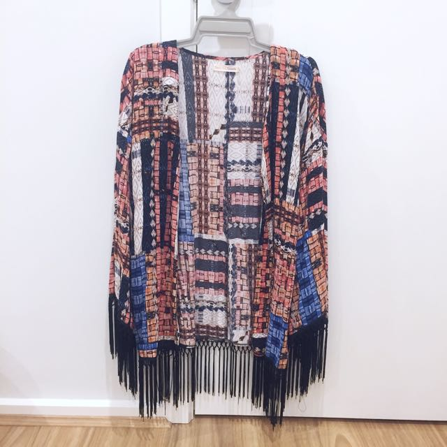 Colourful Kimono