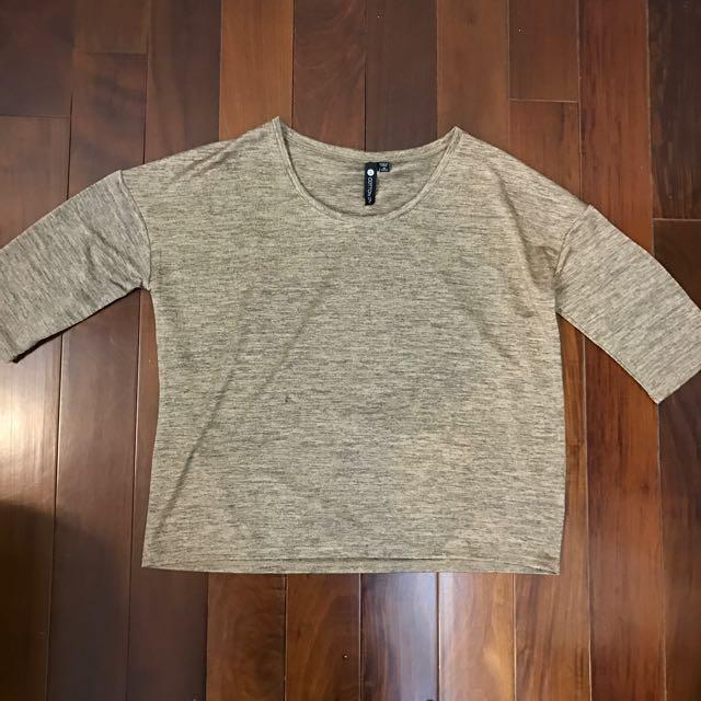 Cotton On 七分袖上衣
