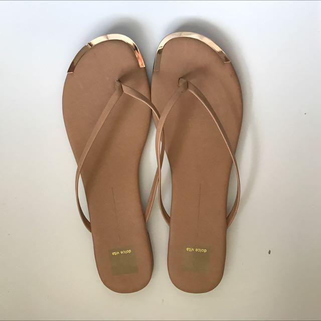 Dolce Vita Tan Sandals