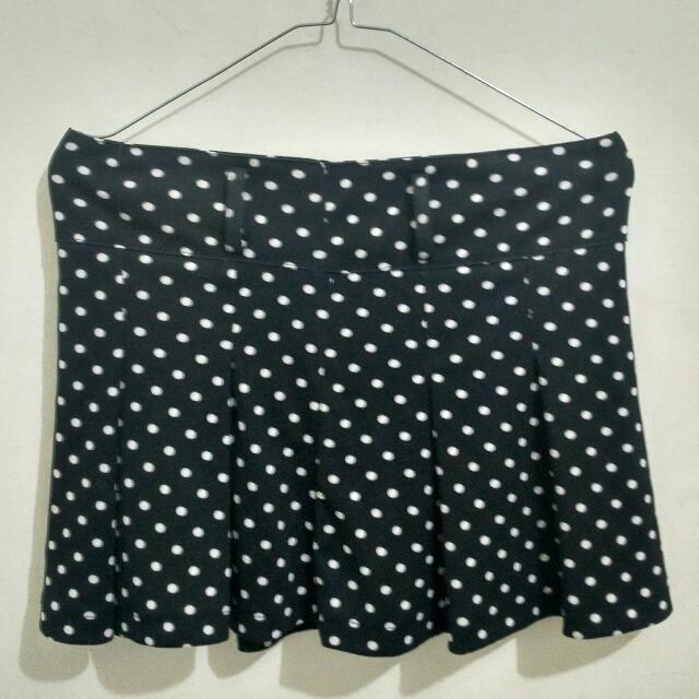 [PRELOVED] Dosch - Polka Mini Skirt