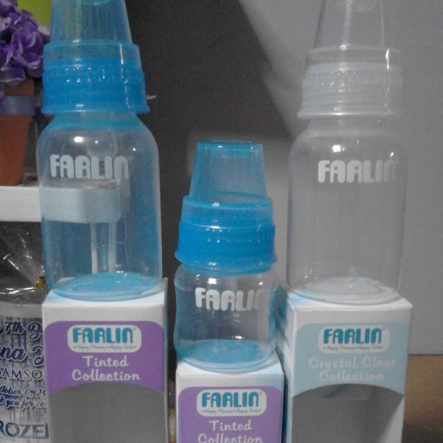 Farlin Bottles