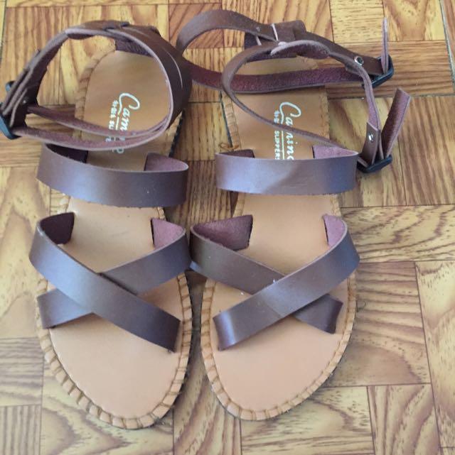 Flat Sandal Size 7
