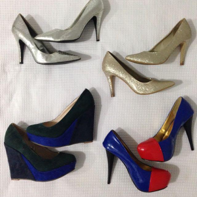 heels&wedges