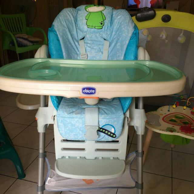 High Chair Chicco Polly 2 In 1