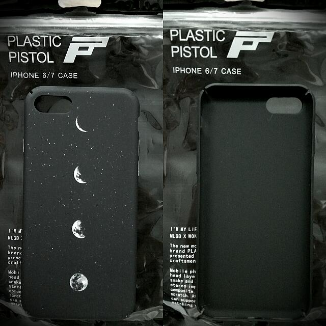 IPHONE 7 MOON COVER