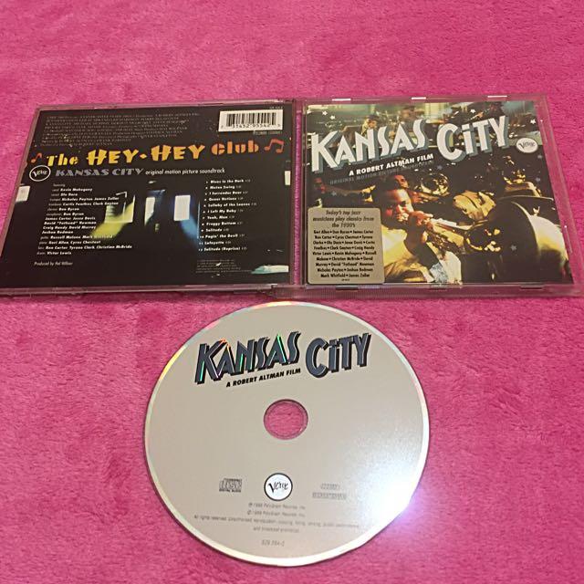 Kansas City Original motion picture Soundtrack