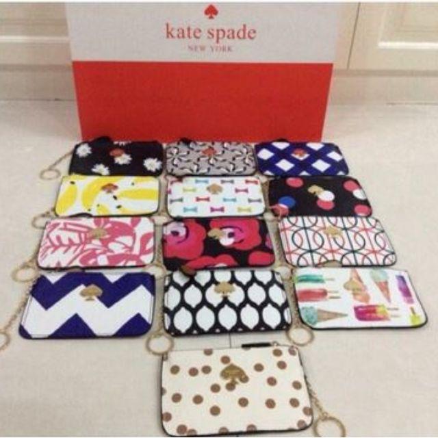 Kate Spade Purse-Printed