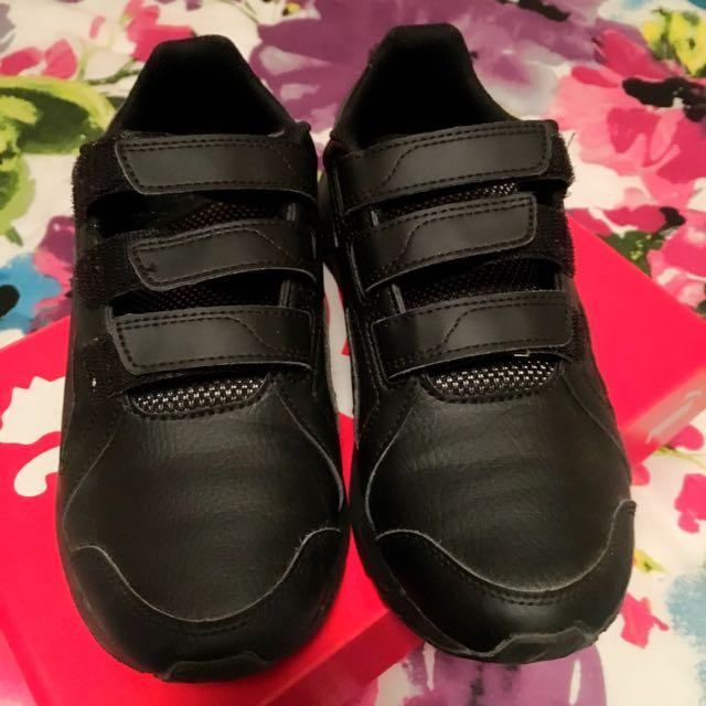 Kids Boy black Puma Shoes