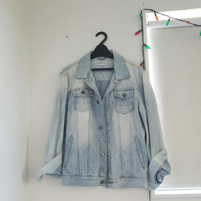 Knights Society Denim Jacket
