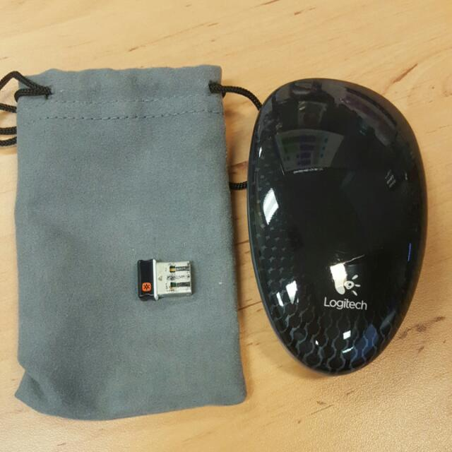 4a11d7ac394 Logitech M600 Touch Mouse, Electronics, Computer Parts & Accessories on  Carousell