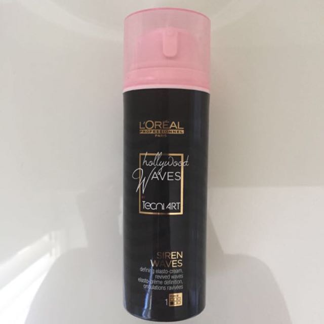 L'OREAL Hollywood Waves By Techniart