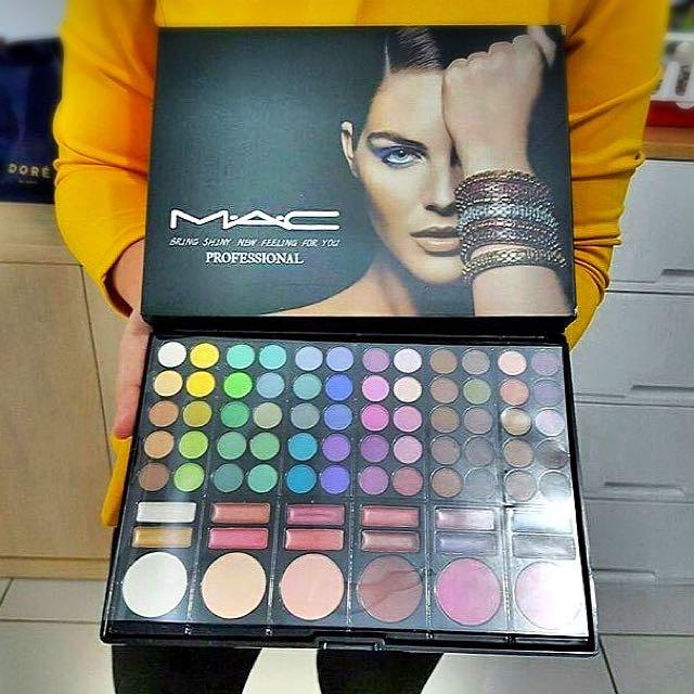 mac pallete makeup