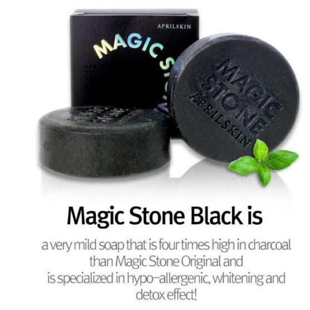 Magic Stone Soap