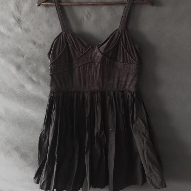 Mika & Gala Black Dress