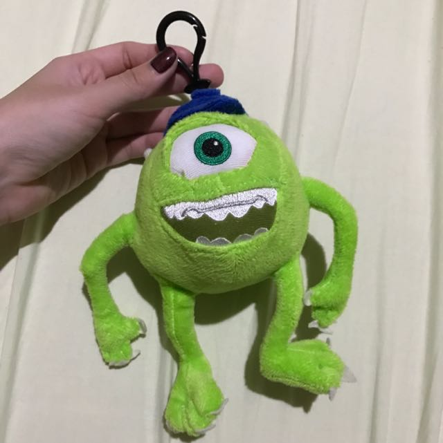 MIKE WAZOWZKI KEYCHAIN-COIN WALLET