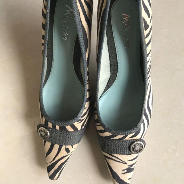 miss sofi高跟鞋