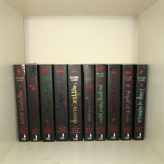 Morganville Vampire Series