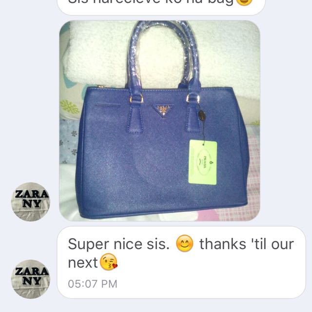 New Customer Satisfied