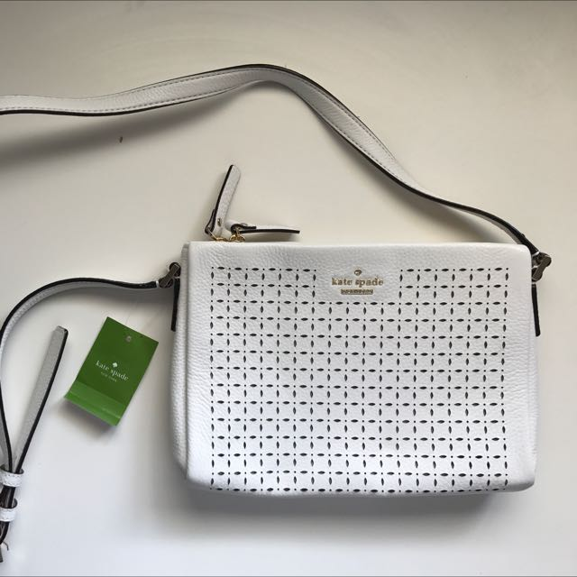 New Genuine Kate Spade Side Bag
