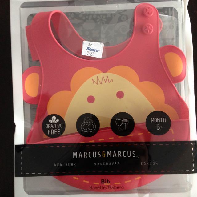 New! Marcus & Marcus Bib