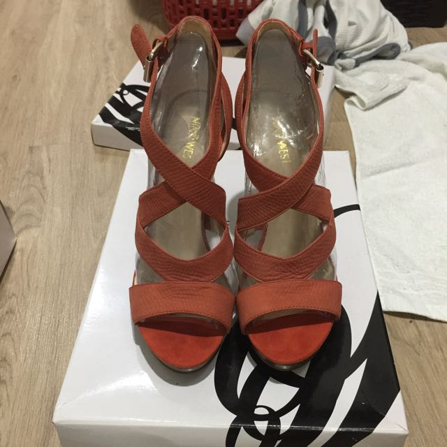 Nine West Strappy Women Shoes