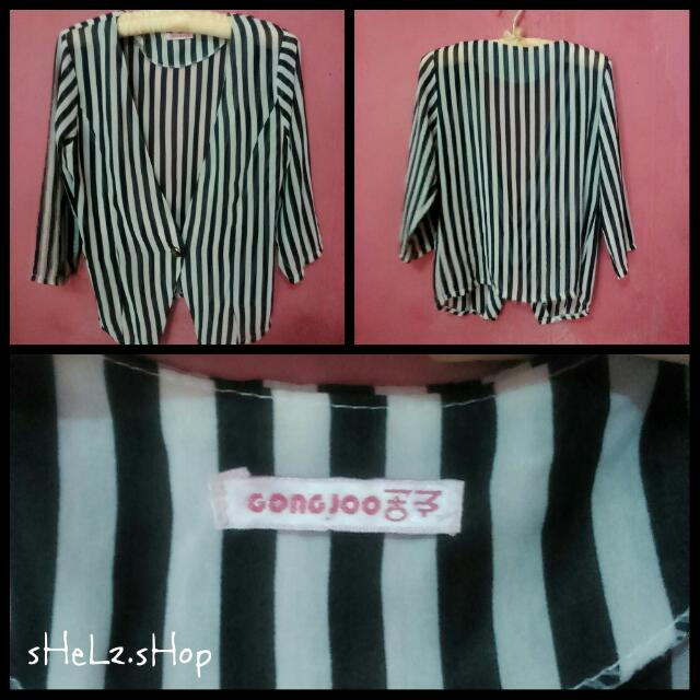 OUTER ZEBRA || FIT TO M