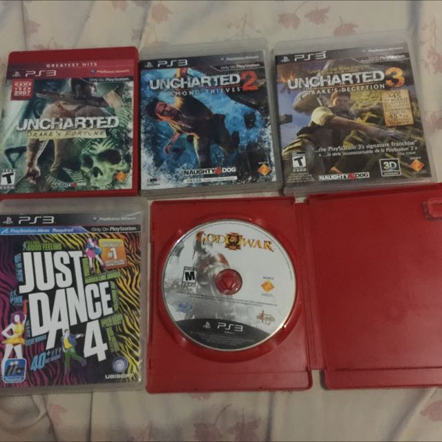 Playstation 3 Complete Set