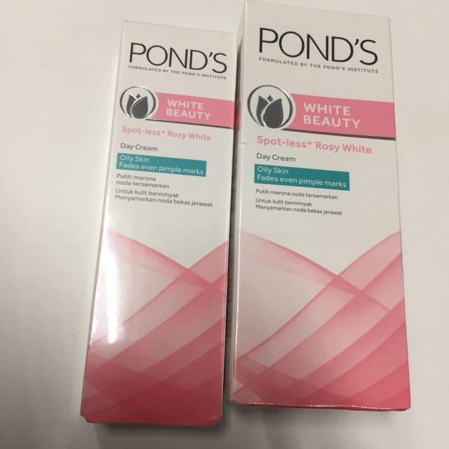 ponds oily skin day cream