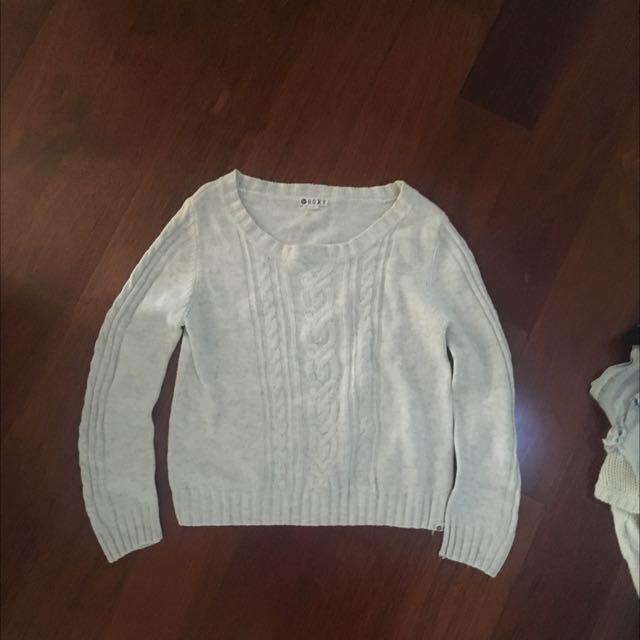 Roxy Oversized Sweater