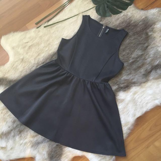 Scuba Skater Dress Size 14